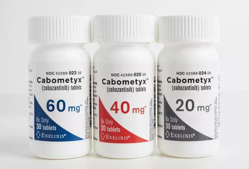 FDA批准卡博替尼为肝癌治疗新靶向药